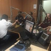 Photo taken at WMCU/WKAT/WZAB Radio by Gemma C. on 4/26/2016