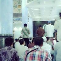 Photo taken at Masjid Nurul Maa'i PDAM by Ndy B. on 12/27/2013