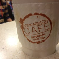 Photo taken at Compassion Cafe by Charles S. on 12/24/2012