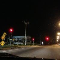 Photo taken at Traffic Light Taman Saujana by __aunty-Tan__ on 3/12/2013