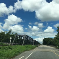 Photo taken at Lam Phun Railway Station (SRT1216) by Cutjuz on 9/16/2016