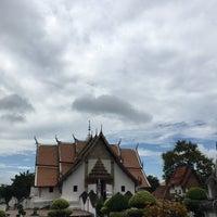 Photo taken at Wat Phu Mintr by Cutjuz on 8/28/2017