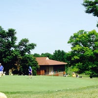 Photo taken at Needwood Golf Course by Lynn N. on 6/28/2014