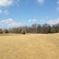 Photo taken at Glade Valley Golf Club by Lynn N. on 2/24/2013