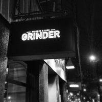 Photo taken at Grinder by Francis G. on 2/15/2013