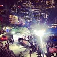 Photo taken at David Pecaut Square by Francis G. on 9/14/2013