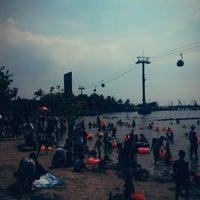 Photo taken at Pantai Indah by Fahmi on 7/11/2016
