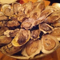Photo taken at Upstate Craft Beer and Oyster Bar by Simon S. L. on 12/12/2012