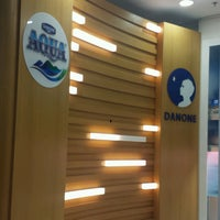 Photo taken at Danone Indonesia by Lucky N. on 2/22/2017
