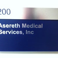 Photo taken at Asereth Medical Services by Eric S. on 2/5/2013