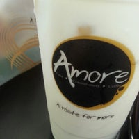 Photo taken at Amore by Chris K. on 3/2/2013