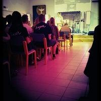 Photo taken at Hope - uuden sukupolven seurakunta by Christian C. on 5/18/2014