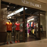 Photo taken at New Balance by Toey S. on 6/20/2013