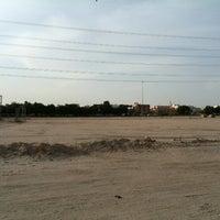 Photo taken at مدرسة أبرق خيطان المتوسطه by Tareq A. on 6/1/2014
