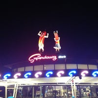 Photo taken at Superdawg Drive-In by David D. on 8/20/2013