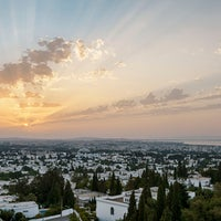 Das Foto wurde bei Sheraton Tunis Hotel von Sheraton T. am 4/11/2016 aufgenommen