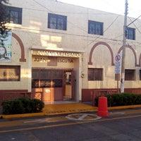 "Photo taken at Internado ""Juan Escutia"" A.C. by César S. on 10/18/2013"