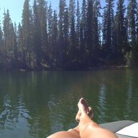Photo taken at Jarvis Lk Campground by Netty on 8/21/2013