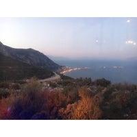 11/11/2017 tarihinde Deniz U.ziyaretçi tarafından Akpınar Yörük Çadırı/Seyir Terası'de çekilen fotoğraf
