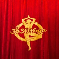 Photo taken at 3x30 Yoga by 3x30 Yoga on 11/18/2014