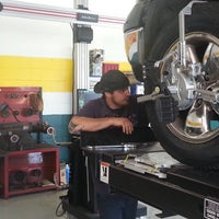 Photo taken at Tool Time Auto Service LLC. by Michael B. on 9/17/2013