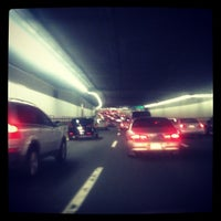 Photo taken at Thomas P. O'Neill Jr. Tunnel by Christina M. on 3/31/2013