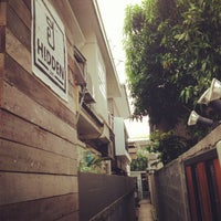 Photo taken at ฮ Hidden Cafe by nu a. on 3/9/2013
