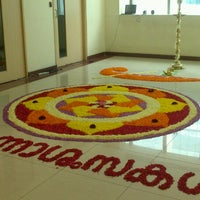 Photo taken at Wipro Corporate Office by Vinod Kumar M. on 9/18/2013