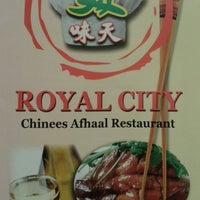 Photo taken at Royal City by Petra R. on 7/21/2014
