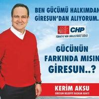 Photo taken at Giresun Belediyesi Hayvan Barınağı by Kenan U. on 3/20/2014