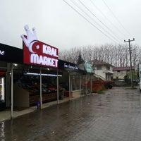 Photo taken at Kral Market by GençVet E. on 3/10/2014