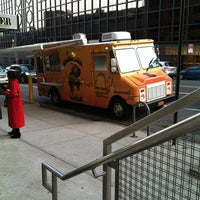Photo taken at Gorilla Cheese Truck NYC by Deb H. on 4/1/2013