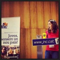 2/1/2014 tarihinde Xavier T.ziyaretçi tarafından Centre Cultural la Violeta'de çekilen fotoğraf