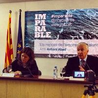 Photo taken at Convergència Democràtica de Catalunya by Xavier T. on 1/30/2013