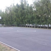 Photo taken at ebay Basketball Court by Stephan G. on 8/21/2013