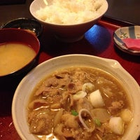 Photo taken at やきとり 鳥一支店 by Masaru A. on 1/30/2014