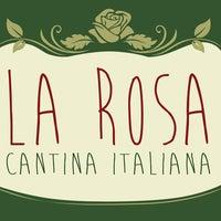 Foto tirada no(a) La Rosa Cantina Italiana por Fer O. em 2/18/2015