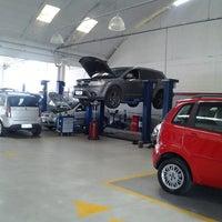 Photo taken at Modena FIAT by Modena F. on 11/13/2013