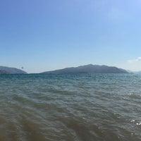 Photo taken at Santana Beach by Павел🌟 И. on 9/21/2015