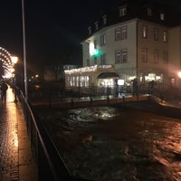 Photo taken at Sankt Blasien by Andreas S. on 1/4/2018