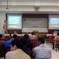 Photo taken at Fakultas Peternakan by Sary R. on 8/14/2014