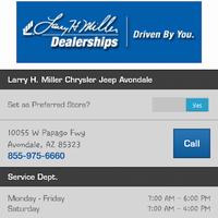 Photo taken at Larry H. Miller Chrysler Jeep Avondale by Larry H. Miller Chrysler Jeep Avondale on 2/6/2015