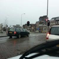 Photo taken at Zwartbroekplein by Maurits K. on 12/28/2012
