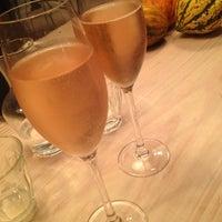 12/16/2012 tarihinde Gela K.ziyaretçi tarafından Cuisine de Bar by Poilane'de çekilen fotoğraf