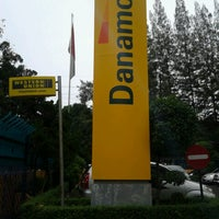 Photo taken at Bank Danamon Indonesia by Oetomo R. on 5/20/2013