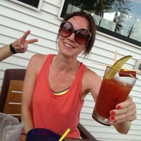 Photo taken at Huck Finn's on the Water by Michael W. on 7/18/2014