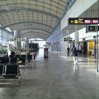 Photo taken at Alicante-Elche Airport (ALC) by sublimevasion on 12/31/2012