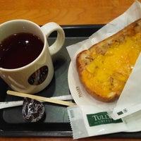 5/4/2018に(V)o¥o(V) 〈.がタリーズコーヒー 釧路店で撮った写真