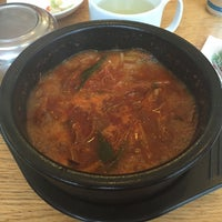 Photo taken at Seoul Kimchi by Estella Z. on 12/5/2014