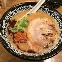 Photo taken at ラーメン屋 デビット by shorter on 1/7/2016